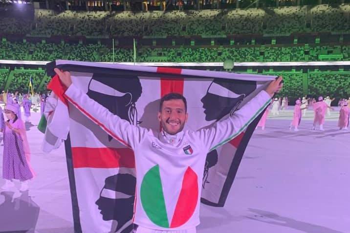"""Marco Spissu alle Olimpiadi: """"Orgoglioso di rappresentare l'Italia e la Sardegna"""""""