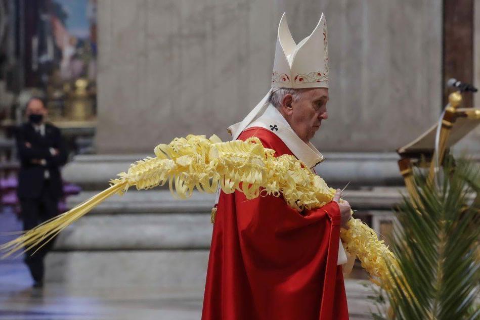 """Papa Francesco: """"L'anno scorso eravamo più scioccati, ora più provati"""""""