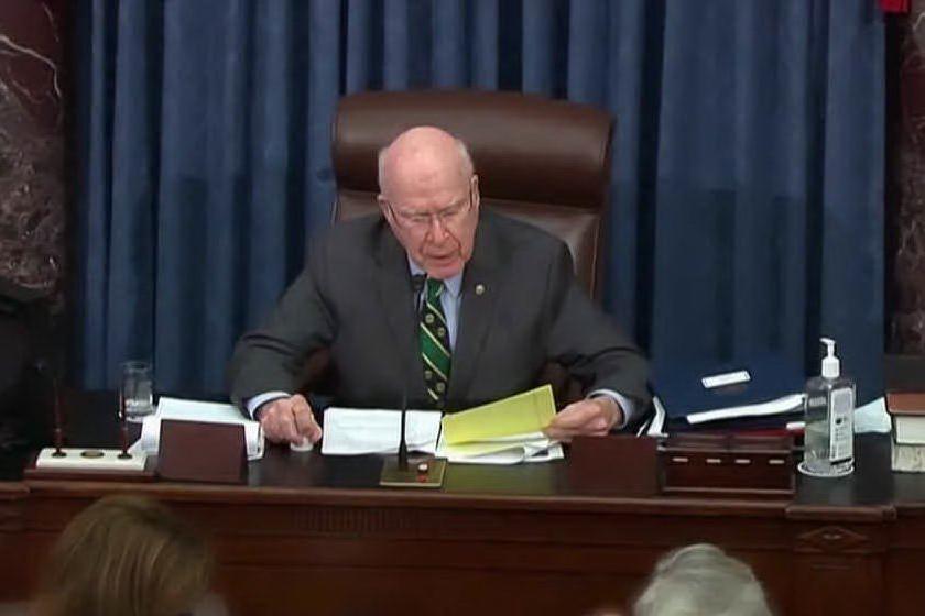 Impeachment, il Senato assolve Trump