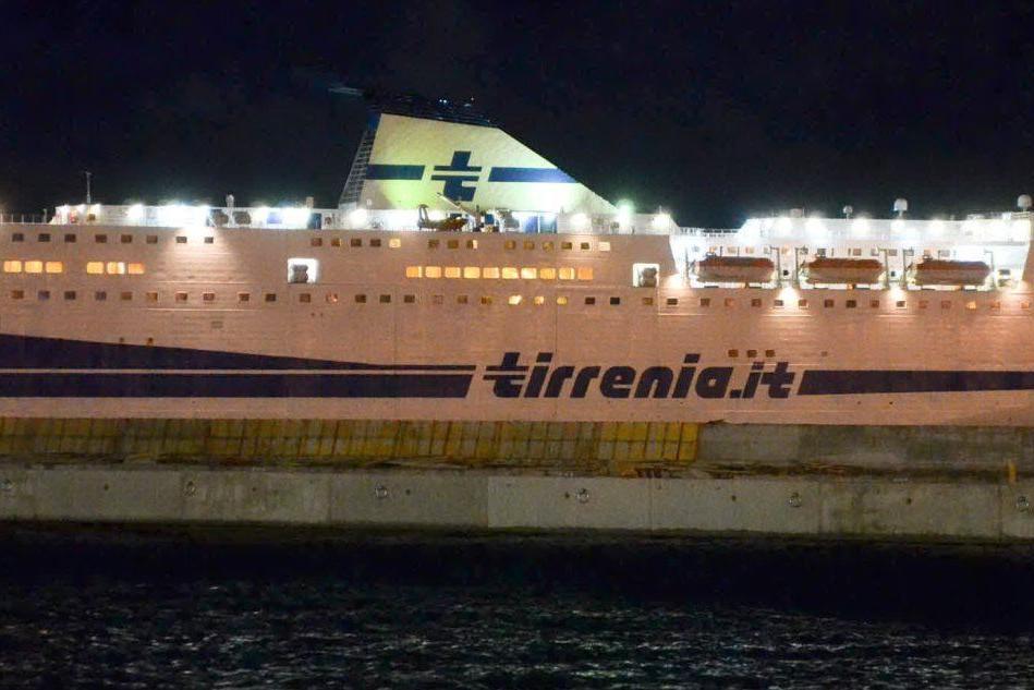 Cadavere su un traghetto della Tirrenia: forse è di una donna scomparsa a ottobre