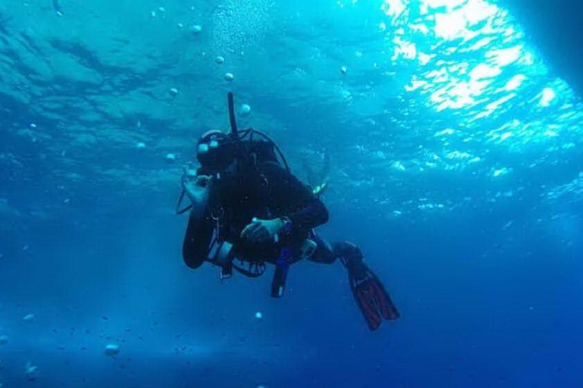 Sardegna, 300mila euro di aiuti per i pescatori subacquei