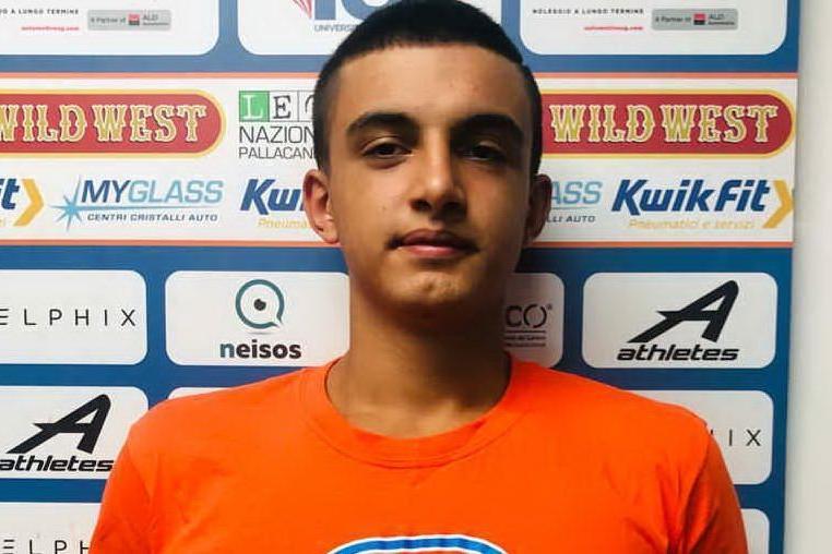 Il nuorese Pasquale Canu vola al Tiber Roma: giocherà in Eccellenza under 16
