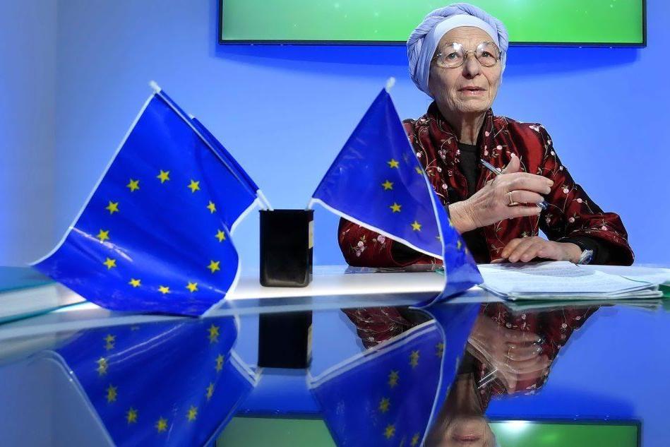 "Emma Bonino: ""Sardi in Europa, voce indebolita dal collegio unico"""