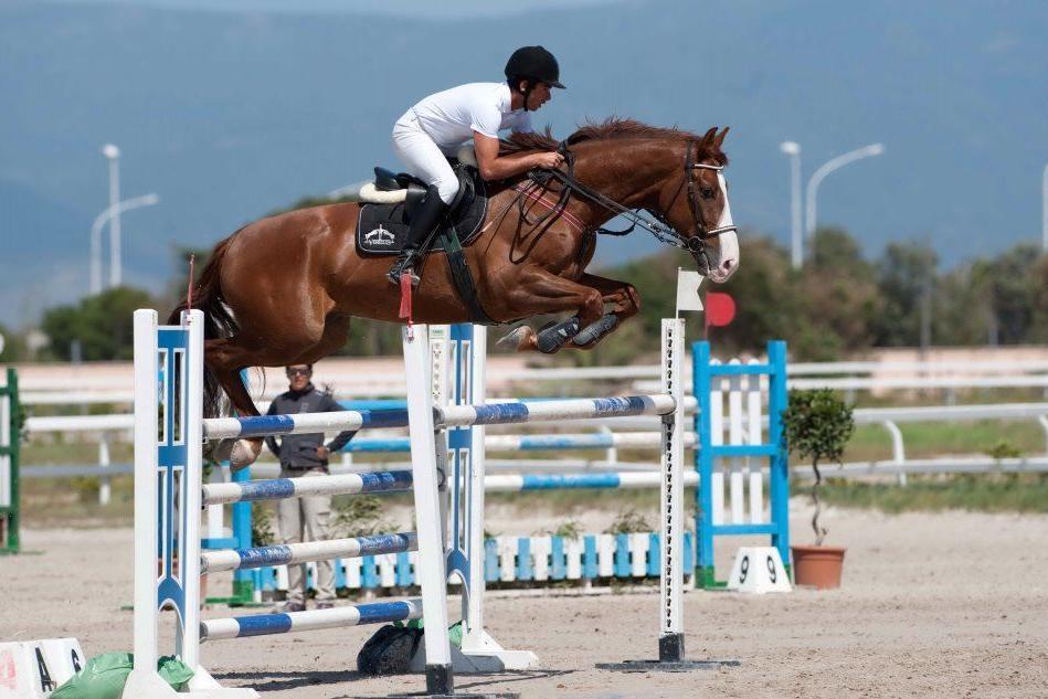 Equitazione, il circuito classico premia Andrea Cinus