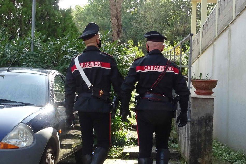 Perquisizione a Cagliari, ritrovata marijuana