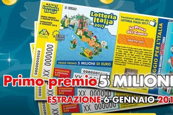 Lotteria Italia: la Dea Bendata bacia Piemonte, Lazio e Lombardia