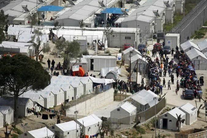 Grecia, il campo migranti di Lesbo quasi al collasso