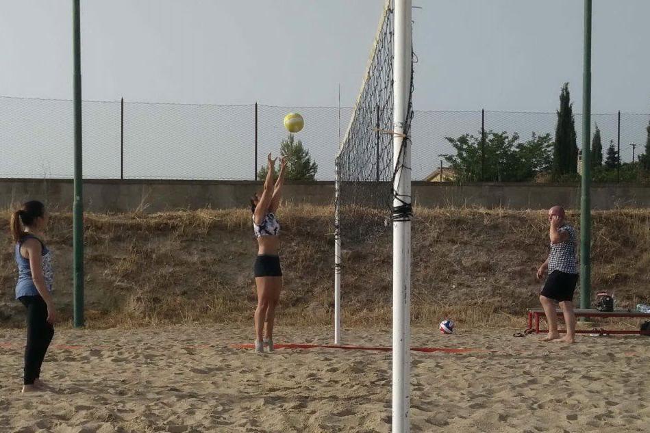 Serdiana: tornei di beach volley e calcetto nel calendario estivo di sport