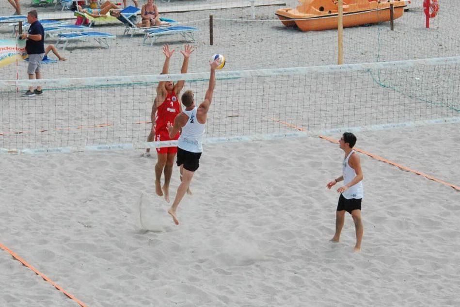 Beach volley, concluso al Poetto il Trofeo delle Regioni