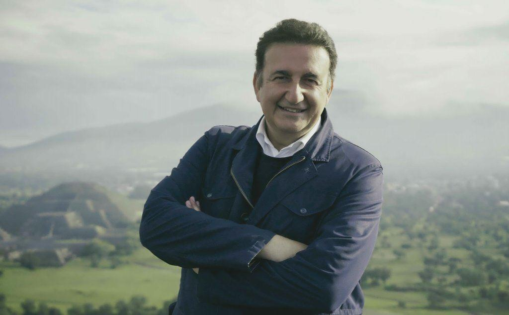 Roberto Giacobbo (foto Produzione Freedom)