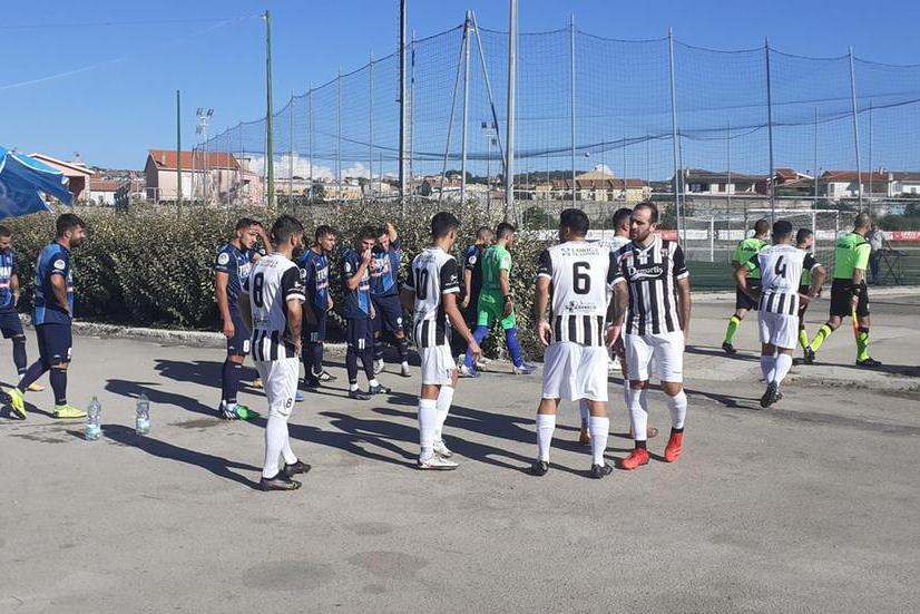 Eccellenza,partenza lenta per le squadre del nord Sardegna: solo 2 punti complessivi