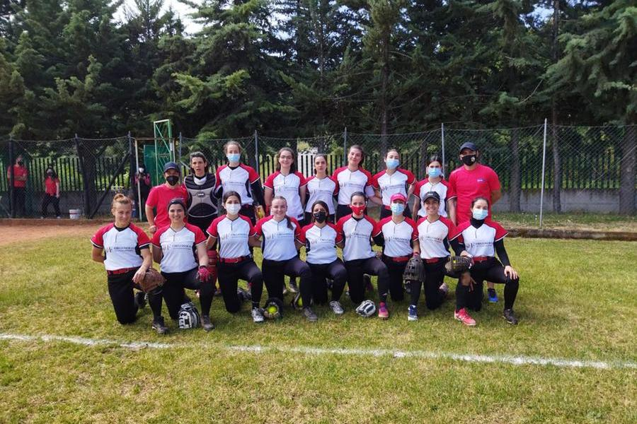 La Supramonte Softball (foto Chessa)