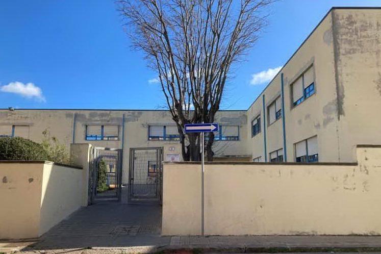 """La scuola primaria \""""Borgona\"""" (L'Unione Sarda - Pala)"""