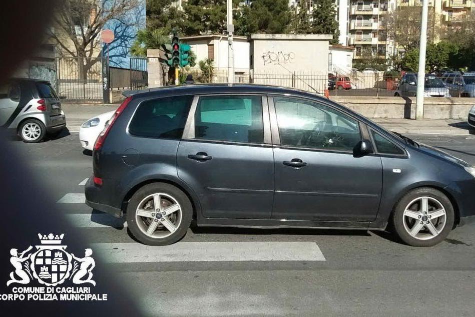 Cagliari, bambino investito sulle strisce pedonali