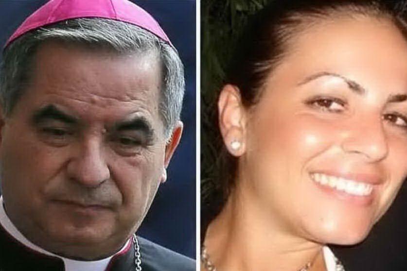 """Becciu, la procura: """"No alla scarcerazione di Cecilia Marogna"""""""