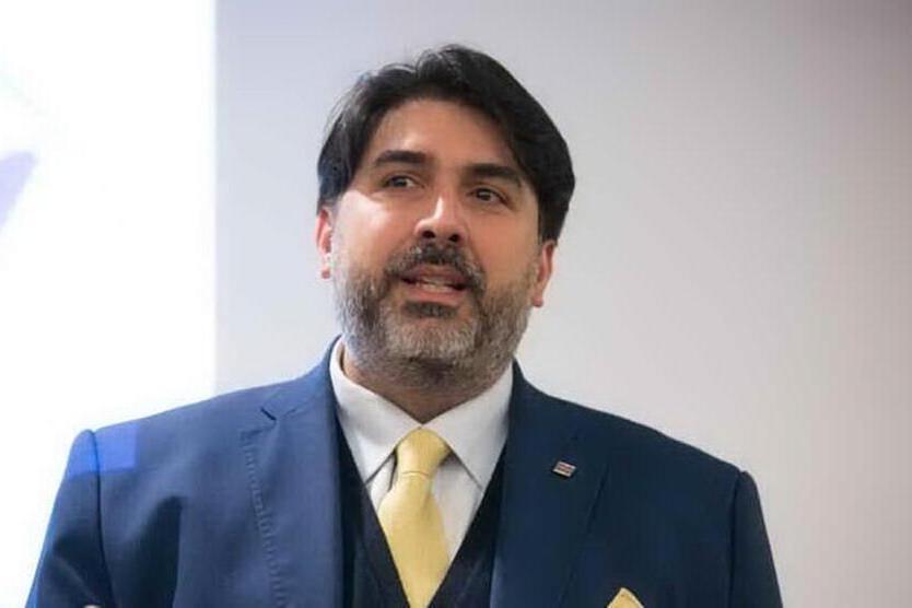 Christian Solinas (archivio L'Unione Sarda)