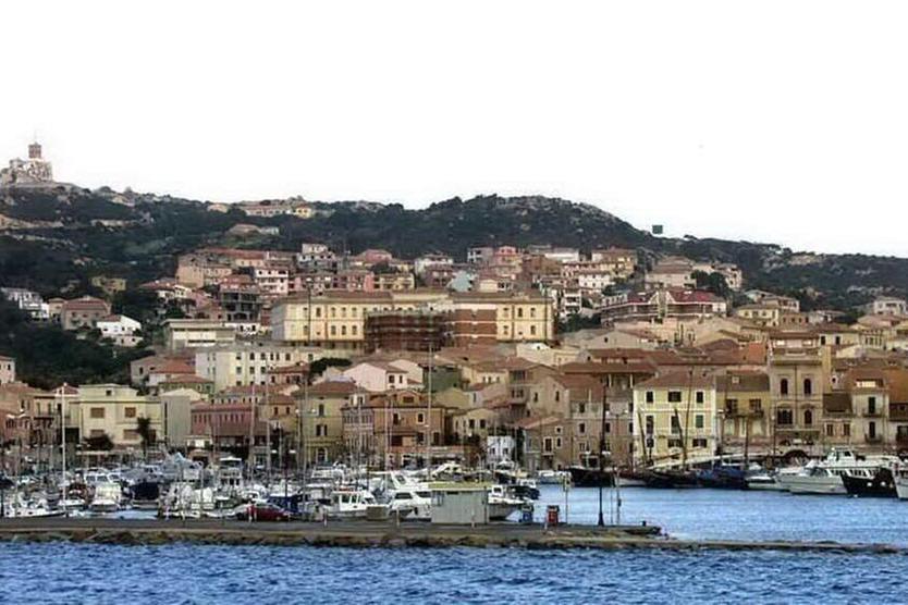La Maddalena (archivio L'Unione Sarda)