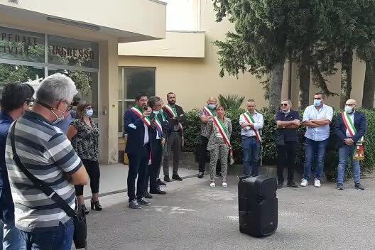 Ittiri, i sindaci del territorio riuniti per difendere l'ospedale Alivesi