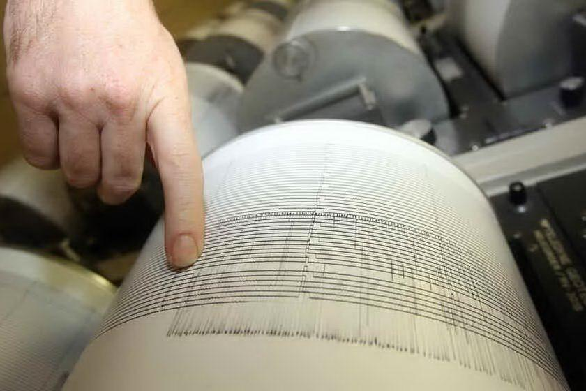 Scossa di magnitudo 4.3 nel Salernitano