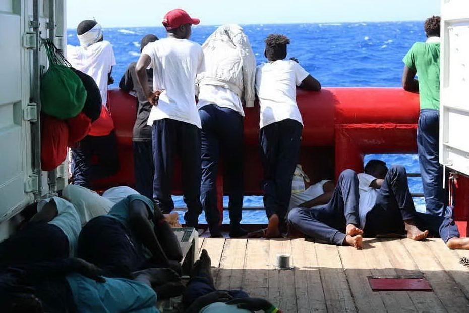 """Ocean Viking, Malta: """"I migranti saranno distribuiti in sei Paesi Ue"""""""