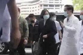 Disastro ferroviario a Taiwan, la presidente fa visita ai feriti