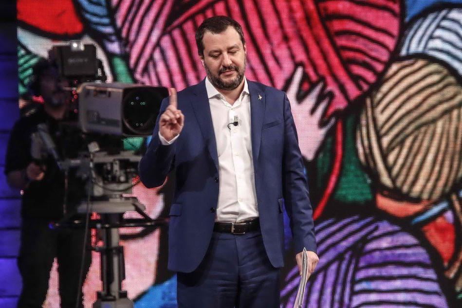 """Diciotti, Salvini: """"No al processo, decisione d'interesse pubblico"""""""