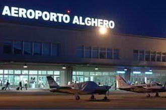L'aeroporto di Alghero