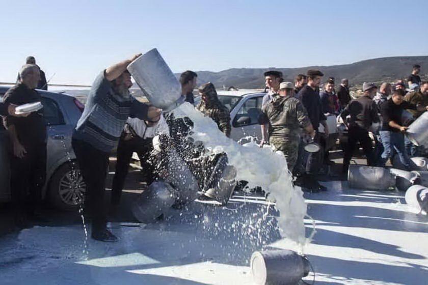 Latte, pastori sotto processo: al via la mobilitazione a Sassari