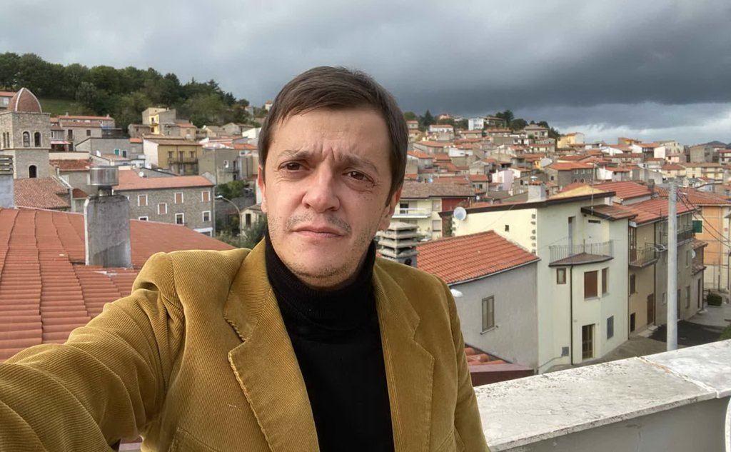 Francesco Columbu (foto Locci)