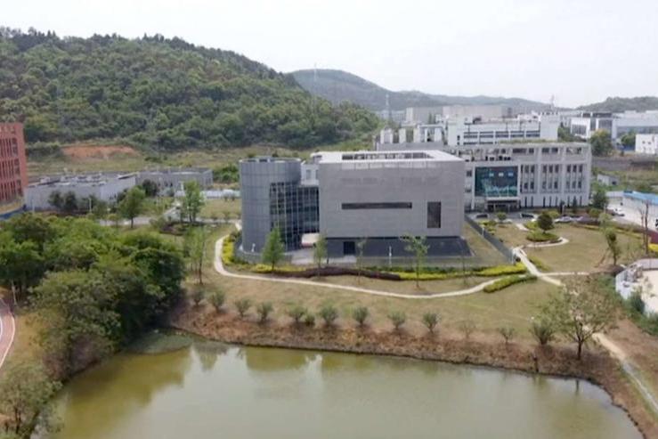 Il laboratorio di Wuhan (Ansa)