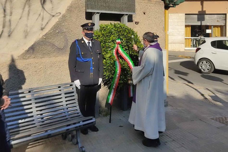 Monserrato ha ricordato i caduti del tragico bombardamento del 1943