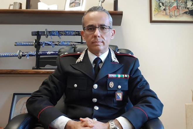 Cambio della guardia al comando della Compagnia carabinieri di Villacidro