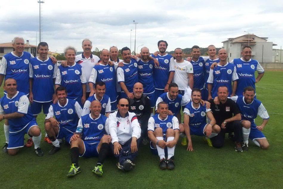Calcio, alla Sardegna lo scudetto del Campionato di calcio tra veterinari