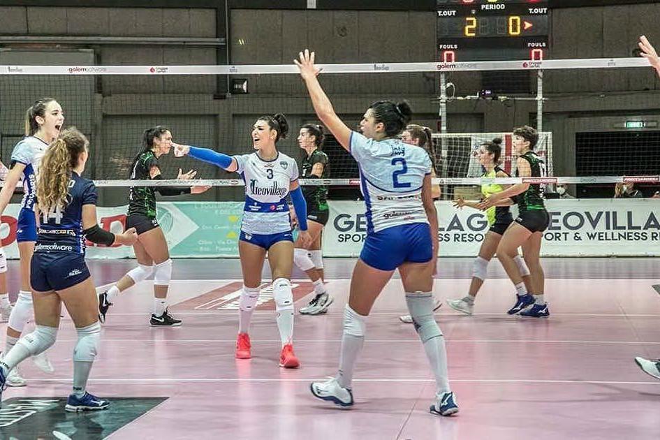 Volley, Hermaea Olbia: con Montale si gioca il 10 gennaio