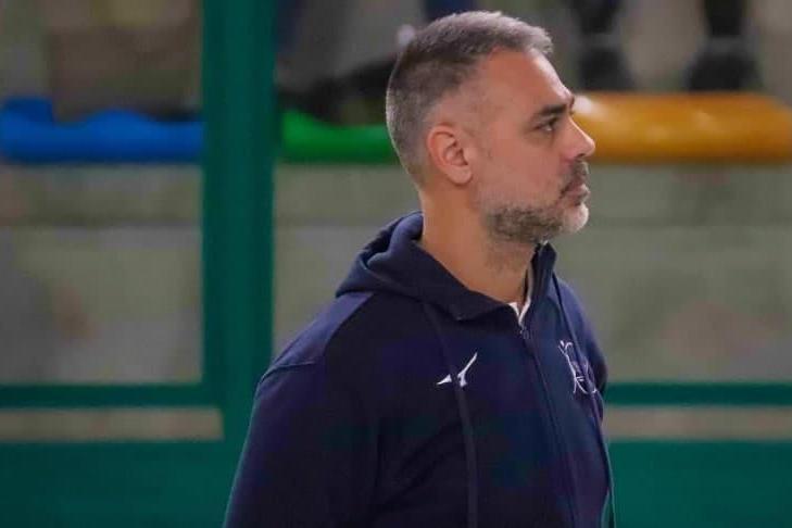 Volley A2 femminile, il nuovo coach dell'Hermaea Olbia è Dino Guadalupi