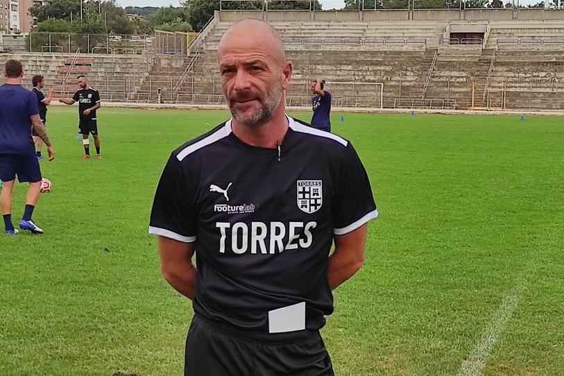 Il tecnico Alfonso Greco (foto G. Marras)