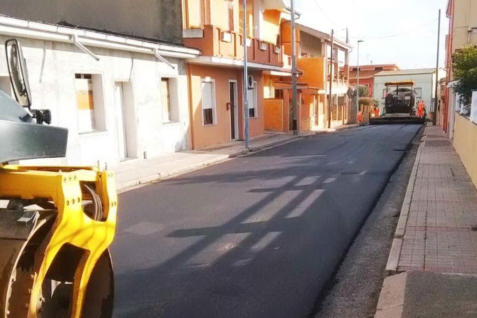 Palmas Arborea, 85mila euro per la sistemazione delle strade