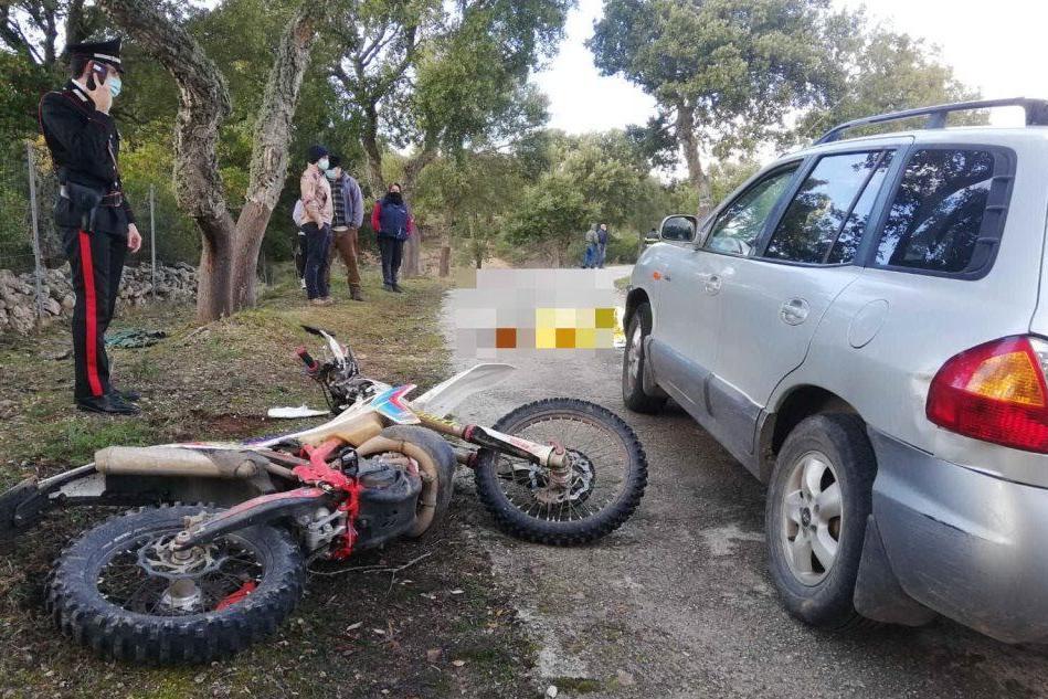 Caduta fatale al motorally in Gallura: muore una ragazza di 18 anni
