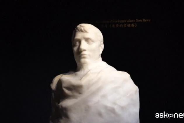 Hong Kong, all'asta il busto di Napoleone opera di Rodin