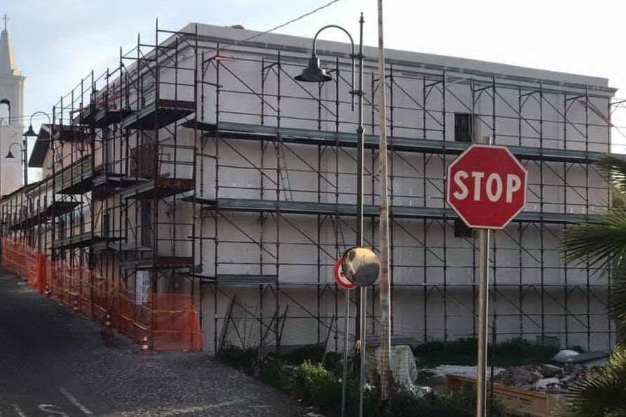 Solarussa: sette cantieri per la realizzazione di importanti opere pubbliche