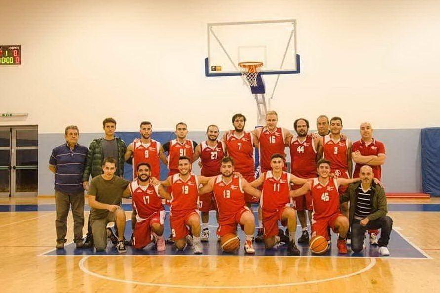 L'Oristano Basket (foto Pala)