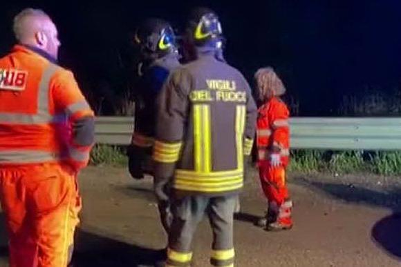 In moto col padre, poi la caduta fataleTragico incidente a Castelsardo