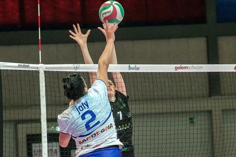 Volley, Montecchio sconfitto dall'Hermaea 3-0