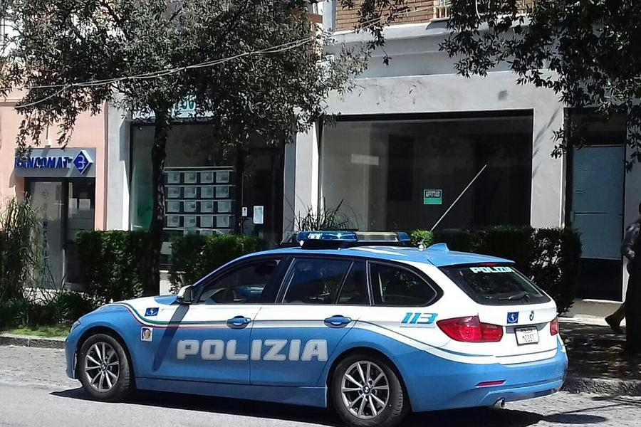 La Polizia intercetta cinque migranti a San Giovanni Suergiu