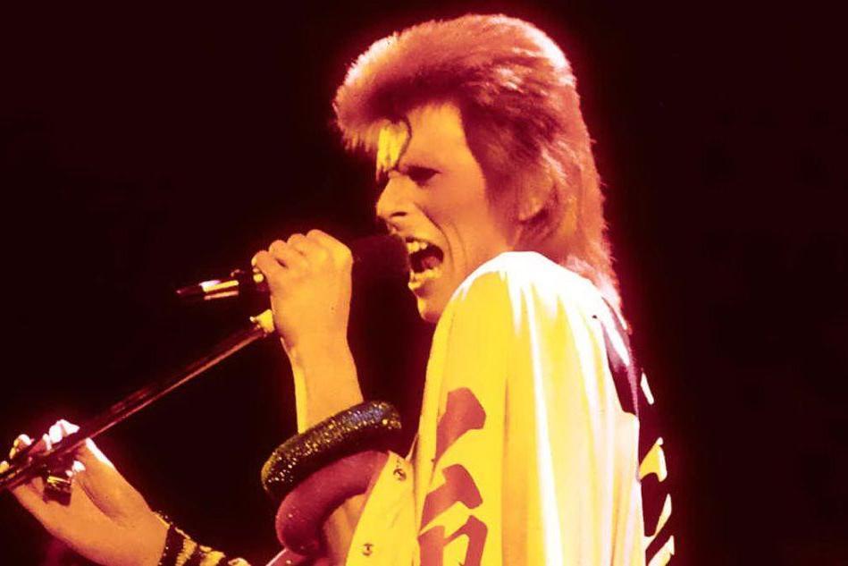 Cinque anni senza David Bowie