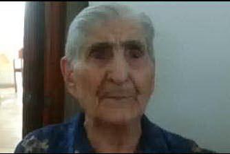 Villacidro i 100 anni di tzia Angela Giorri e i consigli per la longevità