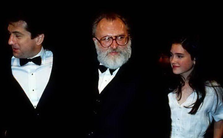Con Robert De Niro