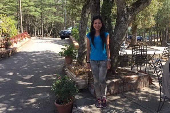 Heidi, la cinese giramondo: a Nuoro per cantare in sardo