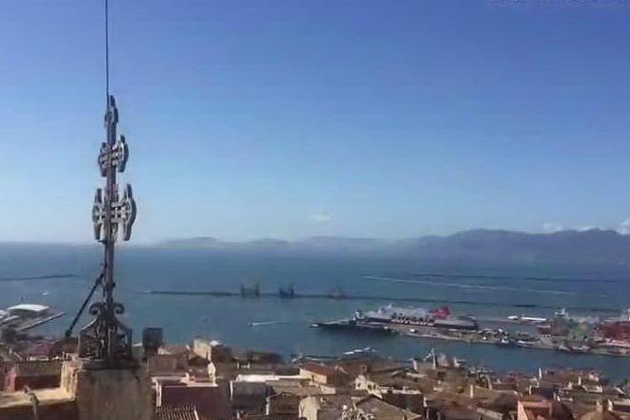 Cagliari, punti di vista ad alta quota
