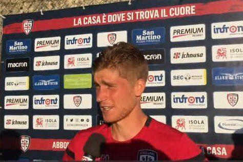 """Cagliari, benvenuto Romagna: """"Un bel gruppo, faremo bene"""""""